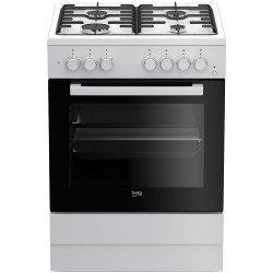 Cucina a gas Beko FSST62110DW