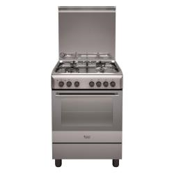 Cucina a gas Hotpoint H6tmh2af (x) it