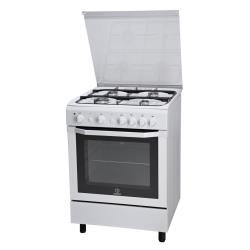 Cucina a gas Indesit I6gg1f(w)/i
