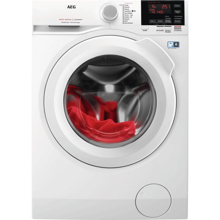 aeg lavatrice