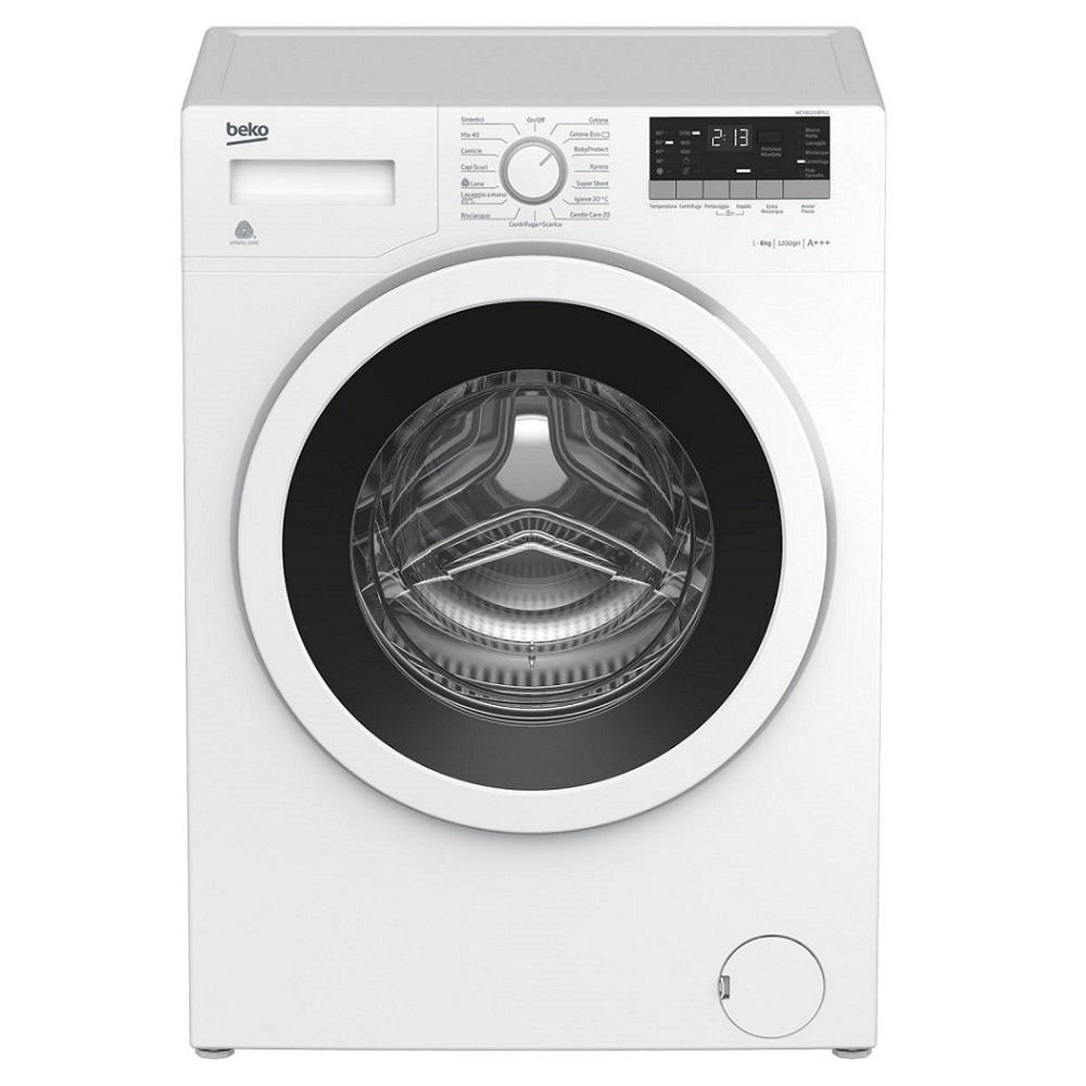 beko lavatrice