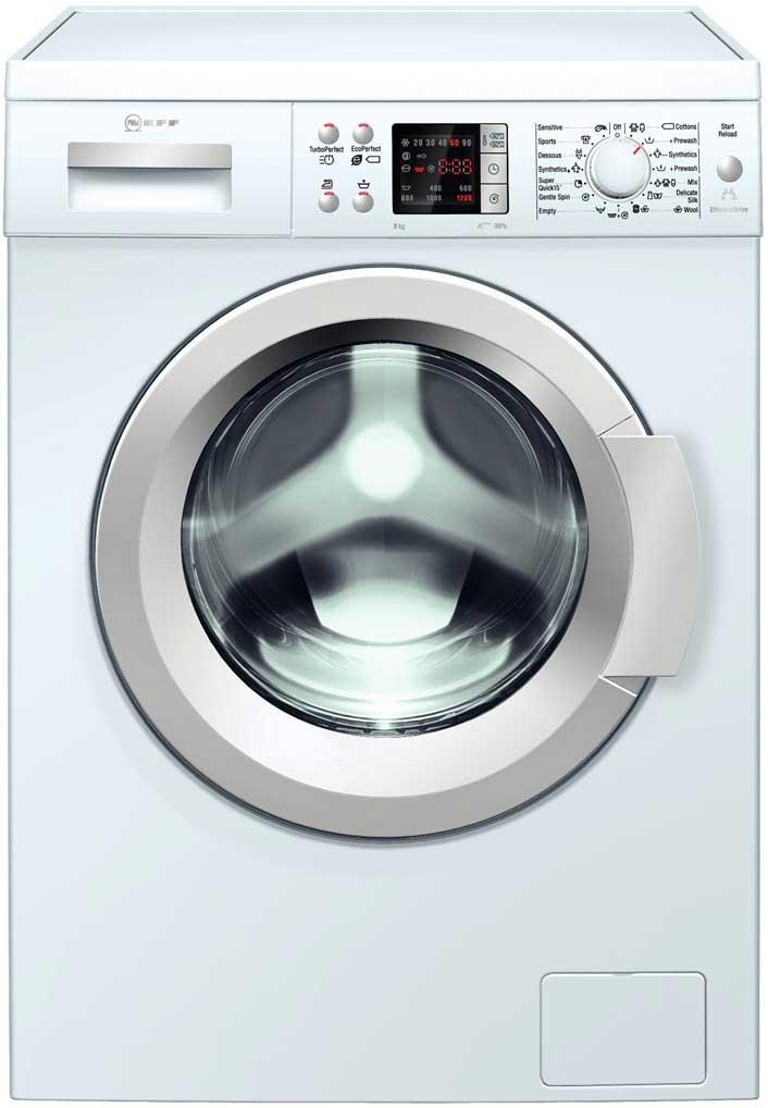 neff lavatrice