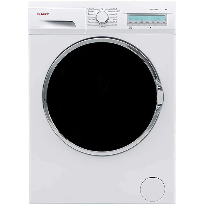 sharp lavatrice