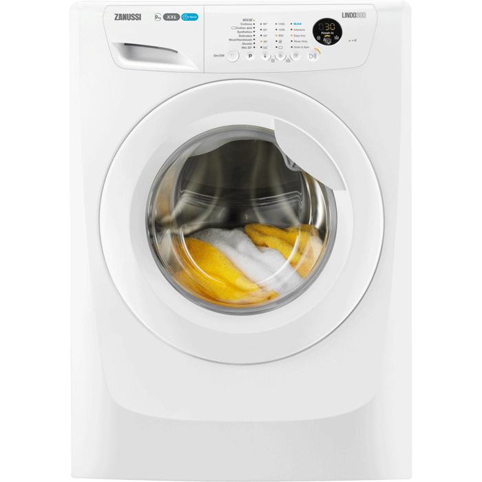 zanussi lavatrice